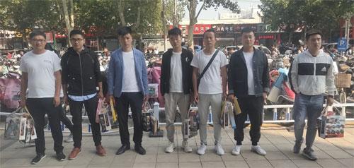蚌埠市招生团队:缺生源找地推招生团队
