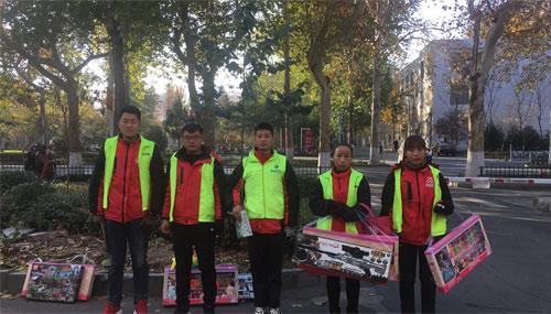 贵阳市上门地推招生团队,三联十年专注少儿艺体地推招生转化